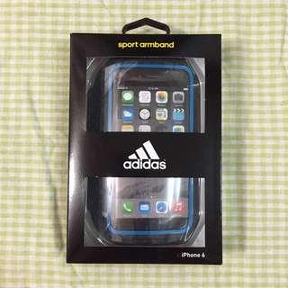 adidas  iPhone 6 運動臂掛套 Sport Armband