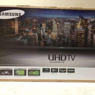 "Samsung 40"" UHD TV"