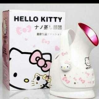 (預購)Hello Kitty奈米負離子蒸臉器美容噴霧器