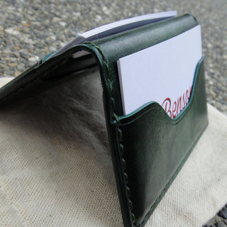Benson 手縫皮件 手工 手縫 卡片夾 名片夾