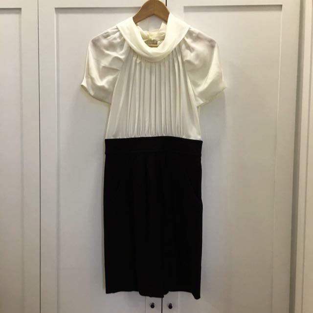 BCBG Silk Dress