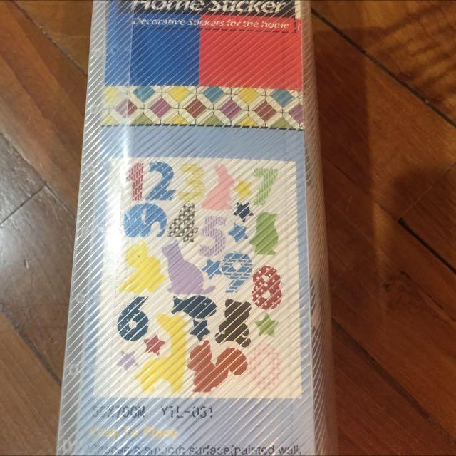 BN Home Decorative Sticker