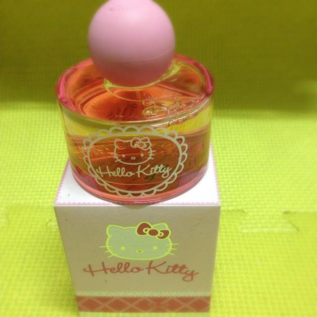 Hello Kitty甜蜜女孩香水60ml