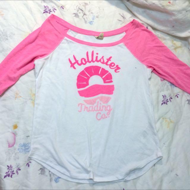 Hollister 長袖(保留)