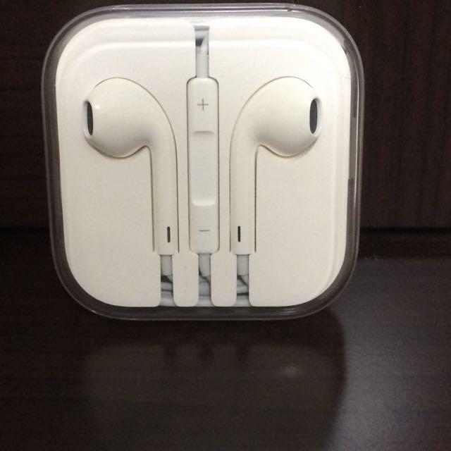 IPhone原廠耳機 全新
