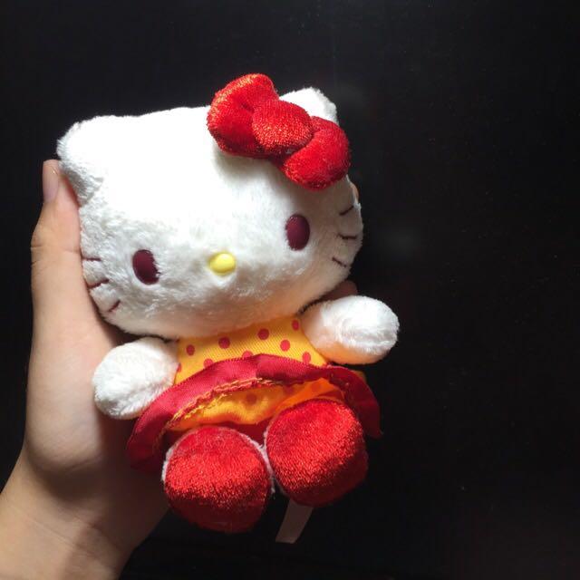 正版三麗鷗Kitty 玩偶