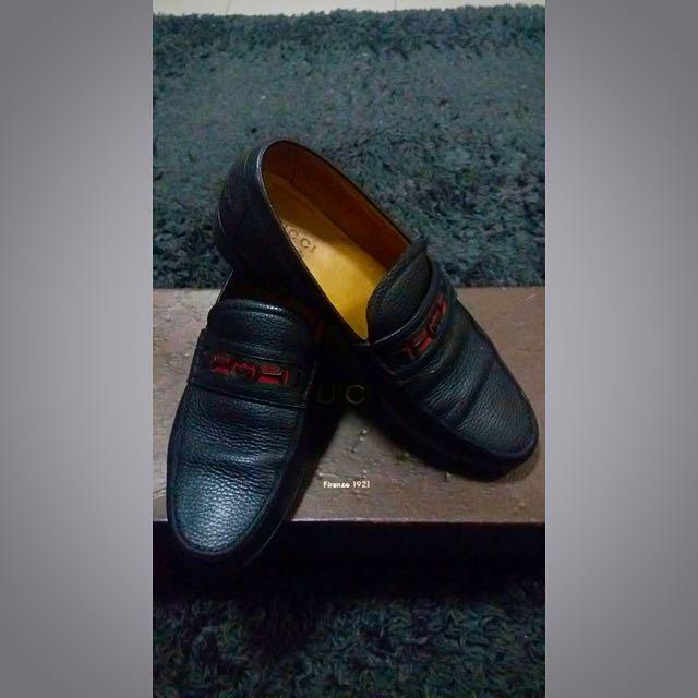 d5051eda8c8 Men s Gucci Shoes Size 6 1 2