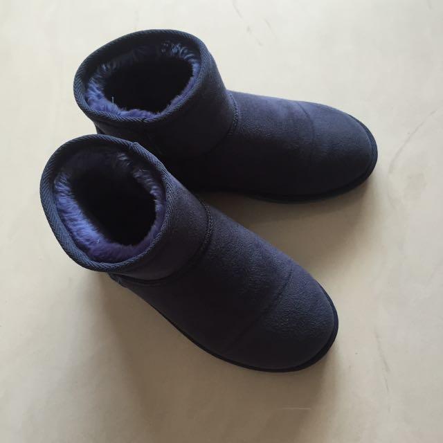 Ollie雪靴