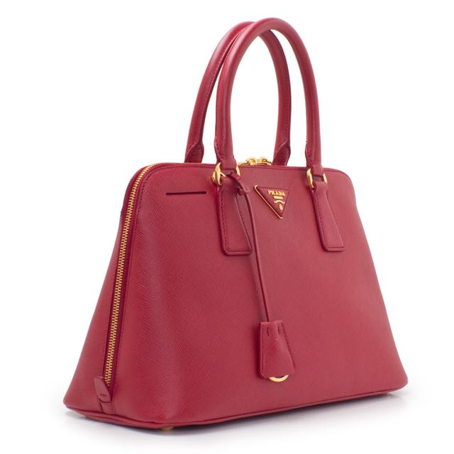 c952762ee795 coupon code for prada saffiano leather top handle bag luxury on carousell  e4a74 7525d