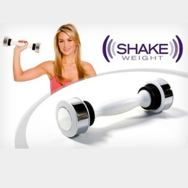 Shake Weight Dumbbell