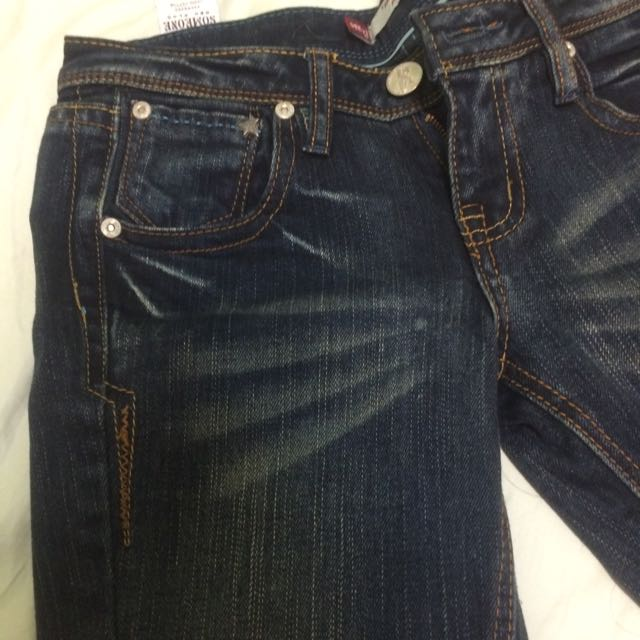 Someone Jeans 九分牛仔褲