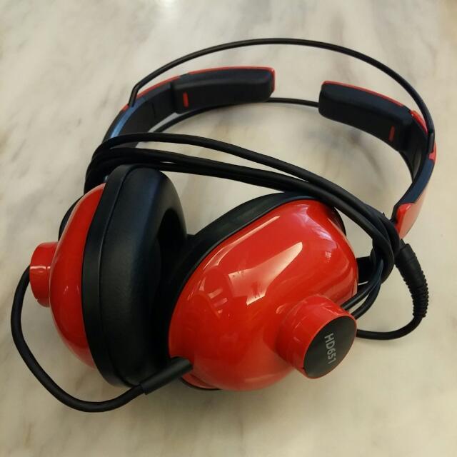 Superlux HD-651耳罩耳機