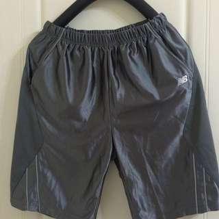 大童 New Balance 短褲