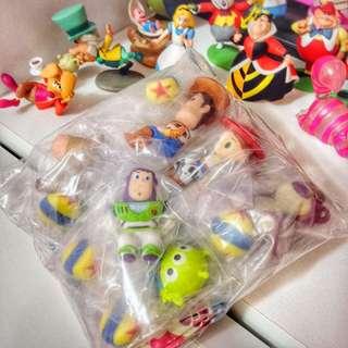 迪士尼 Disney💫Yujin 扭蛋💞玩具總動員