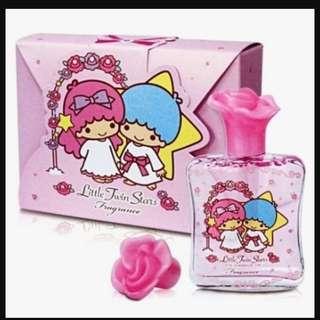 雙子星玫瑰淡香水