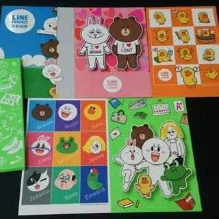 Line 明信片(含運)