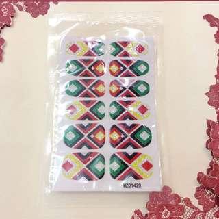 Nail Foils sticker