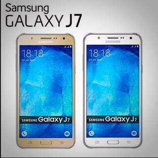 Samsung Galaxy J7 雙卡機 (金色) 待面交