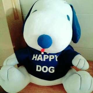 大型史努比玩偶 Snoopy Dog