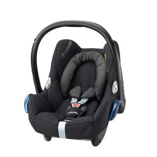 [Reserved] MAXI-COSI : CabrioFix (Safe comfortable infant carrier)