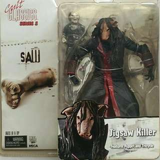 Neca Cult Classic Series 5 Jigsaw Killer (Masked)