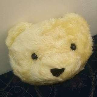 泰迪熊投填充娃娃