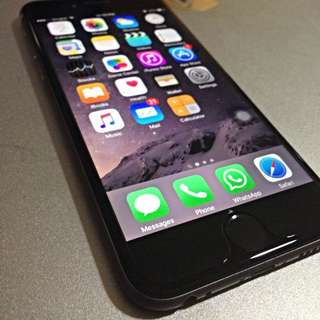 Iphone 6 With 128GB