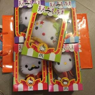 麥當勞Hello Kitty