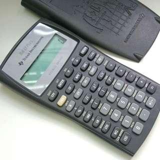 Financial Calculator Texas Instrument BA II Plus