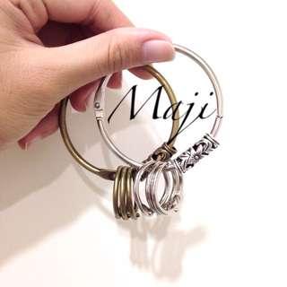 現貨+預購/簡約經典基本款鑰匙圈key Ring
