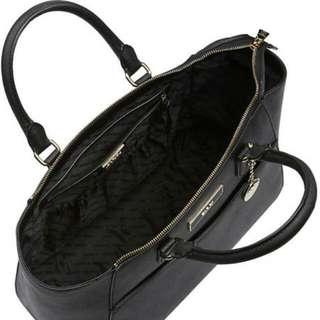 DKNY Bryant Park Saffiano Leather Satchel
