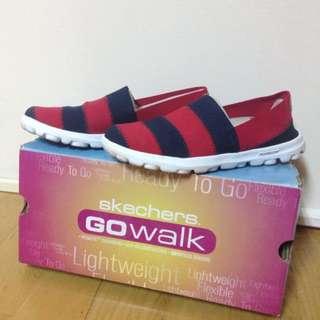 GO WALK氣墊鞋