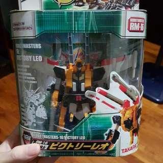 Robot Masters - 16: Victory Leo