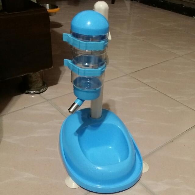寵物飼料&飲水器皿2合ㄧ