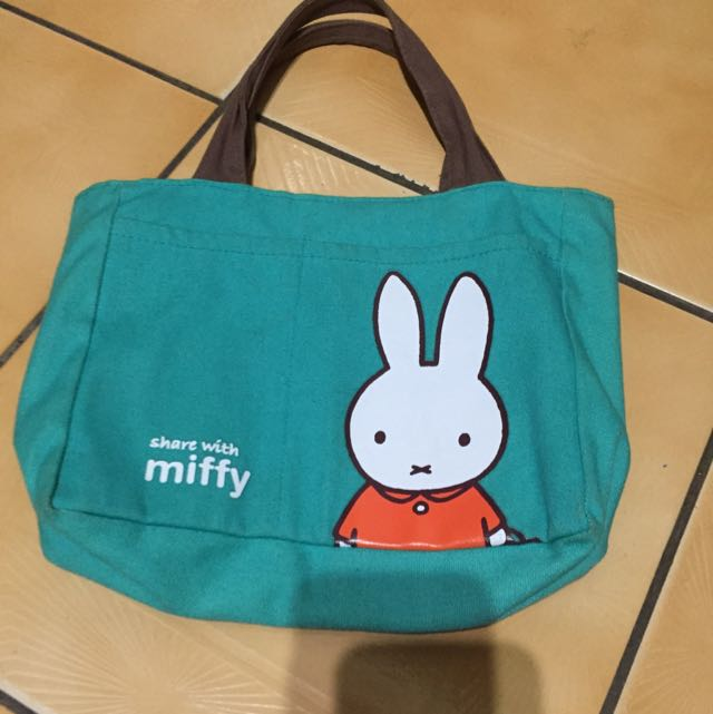7-11 miffy多功能小提袋