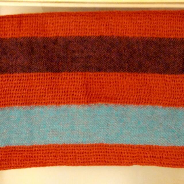 披巾~圍巾