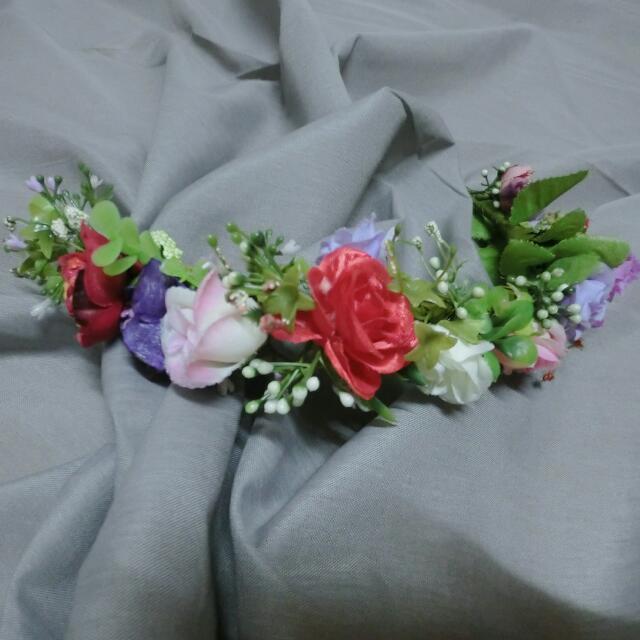 花圈 禮服 婚紗