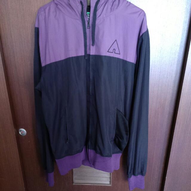 Airwalk 風衣外套