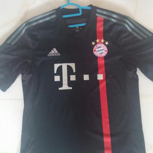 new product 52201 ae0be Bayern Munich Third Kit 14/15 Adidas Shirt