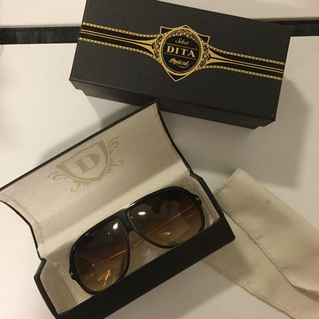 8b83dd05e9c9 Dita Targa Sunglasses
