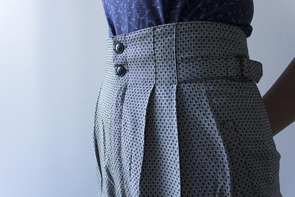 Espirit Vintage look Houndstooth Trousers