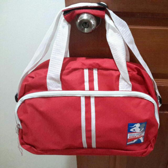 Great Eastern Women's Run Shoulder Or Hand Carry Bag