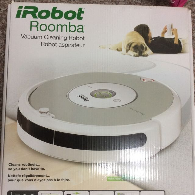 二手掃地機器人I Robot 532