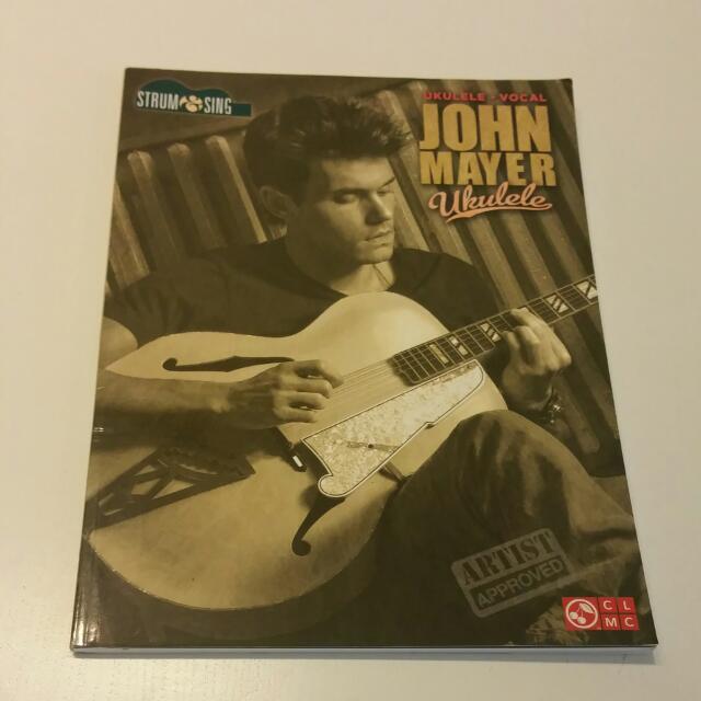 John Mayer Ukulele Book