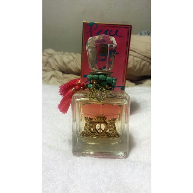 Juicy Couture Peace Love Juicy Eau De Parfum