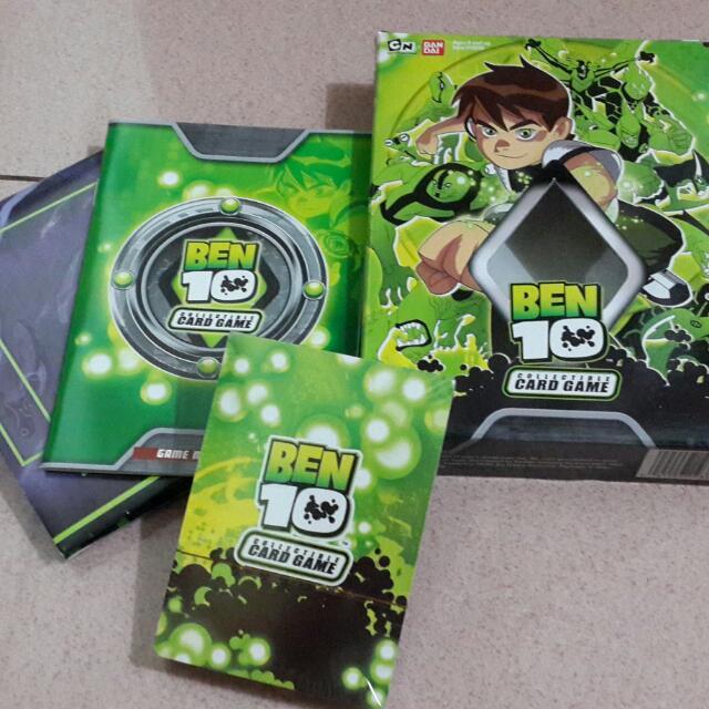 KARTU Ben10