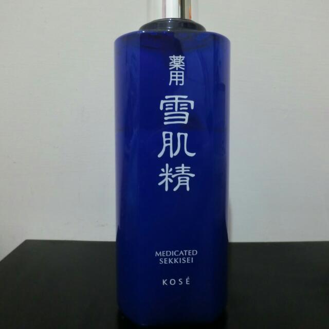 KOSE高絲-藥用雪肌精化妝水500ml