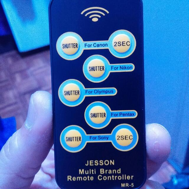Wireless Remote Shutter