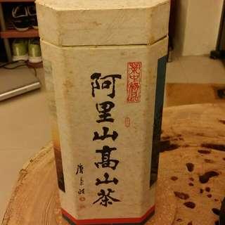 阿里山老茶約20年