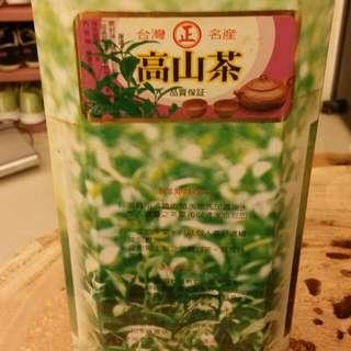高山茶分享(冬茶)
